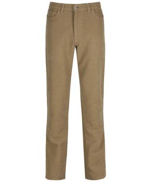 Men's Ptarmigan Stonecutter Moleskin Trousers - Dune