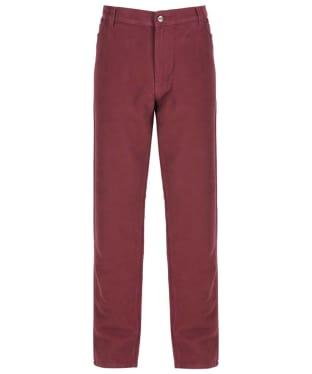 Men's Ptarmigan Stonecutter Moleskin Trousers - Pink