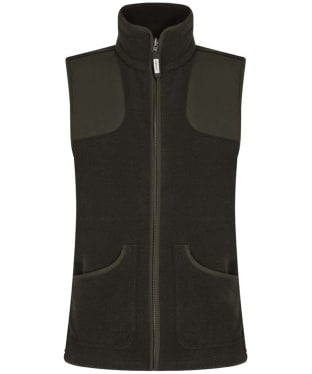 Men's Schoffel Gunthorpe Shooting Vest - Dark Olive