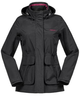 Women's Musto Paddock BR1 Waterproof Jacket - Black