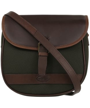 Women's Dubarry Clara Leather Bag - Olive