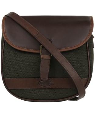Women's Dubarry Clara Leather Bag - Olive
