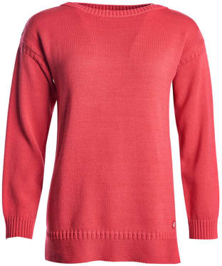 Women's Barbour Cove Knit Sweater - Red