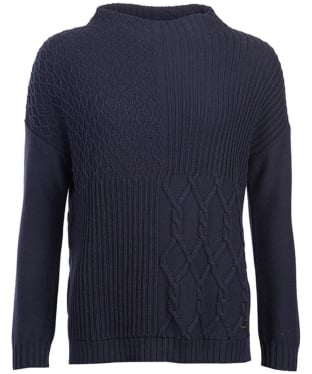 Women's Barbour Block Texture Knit Sweater