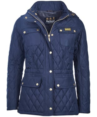 Women's Barbour International Absorber Parka