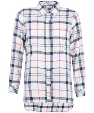 Women's Barbour Kelso Shirt - Summer Tartan