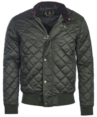 Men's Barbour Moss Jacket - Sage