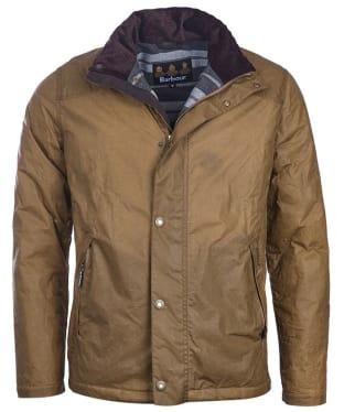 Men's Barbour Hilton Jacket - Sand