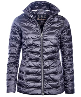 Women's Barbour Monar Quilt Jacket - Ash Grey