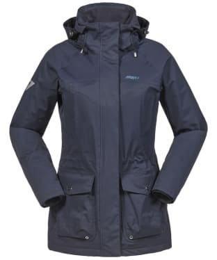 Women's Musto Long Canter BR1 Jacket - True Navy