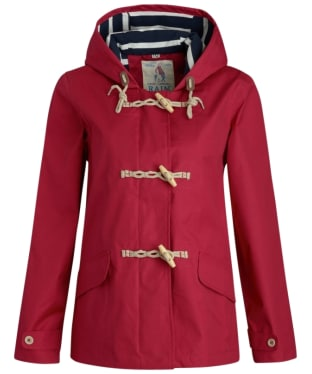 Women's Seasalt Seafolly Waterproof Jacket - Redcurrant