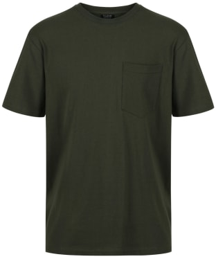 Men's Filson Short Sleeved Outfitter Tee - Otter Green