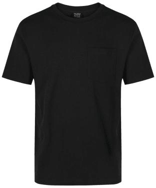 Men's Filson Short Sleeved Outfitter Tee - Faded Black