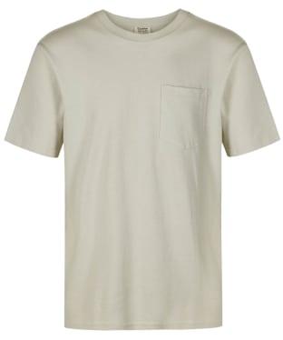 Men's Filson Short Sleeved Outfitter Tee - Pebble Grey