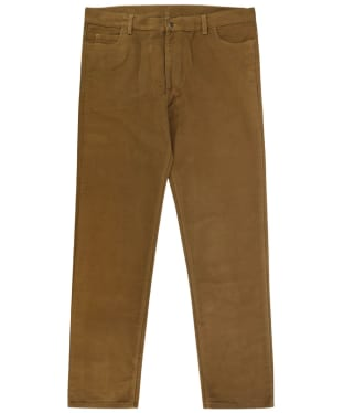 Men's Ptarmigan Stonecutter Moleskin Trousers - Rich Tan