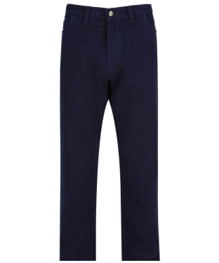 Men's Ptarmigan Stonecutter Moleskin Trousers - Midnight