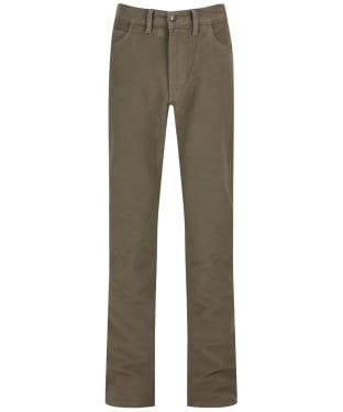 Men's Ptarmigan Stonecutter Moleskin Trousers - Urban Stone