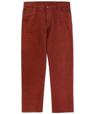 Men's Ptarmigan Stonecutter Moleskin Trousers - Romany