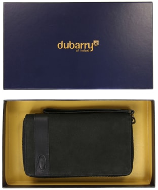 Women's Dubarry Letterkenny Wallet with Coin Purse - Black