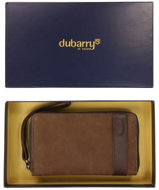 Women's Dubarry Letterkenny Wallet with Coin Purse - Walnut