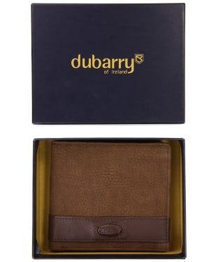 Men's Dubarry Drummin Wallet with Coin Holder - Walnut