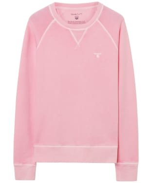 Women's GANT Sunbleached Crew Neck Sweatshirt
