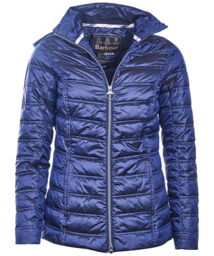 Women's Barbour Monar Quilt Jacket - Navy