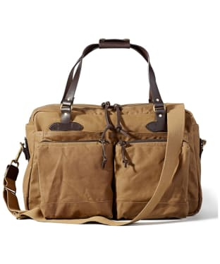 Men's Filson 48-Hour Duffle Bag - Dark Tan