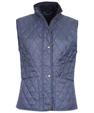 Women's Barbour Summer Liddesdale Gilet - Washed Charcoal
