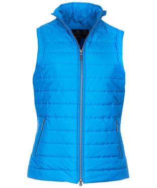 Women's Barbour Current Quilted Gilet - Beachcomber Blue
