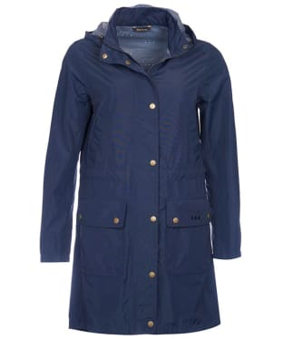 Women's Barbour Katabatic Waterproof Jacket - Navy
