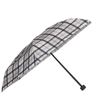 Women's Barbour Lilburn Umbrella - Summer Tartan