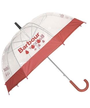 Women's Barbour Raindrop Umbrella