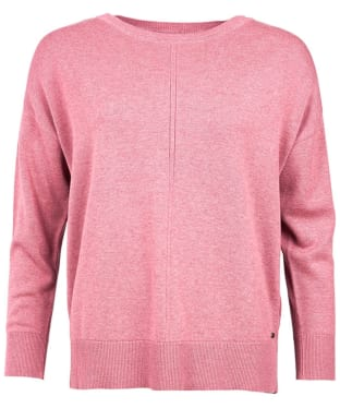 Women's Barbour Hawthorn Knit Sweater - Pink