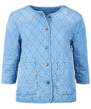 Women's Barbour Ros Overshirt