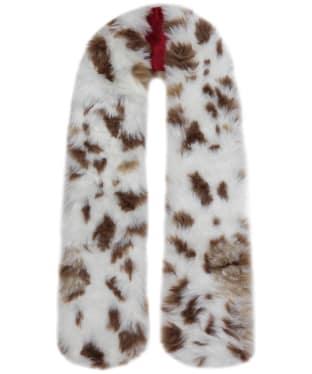Women's Dubarry Faux Fur Scarf - Lynx