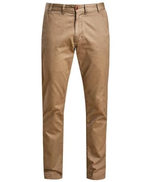 Men's Barbour City Neuston Chinos - Stone