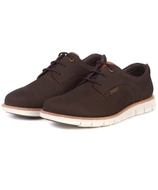 Men's Barbour Rae Shoes - Coffee