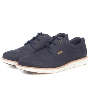 Men's Barbour Rae Shoes - Navy
