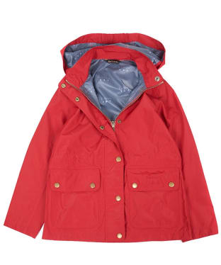 Girl's Barbour Cirrus Waterproof Jacket, 10-15yrs