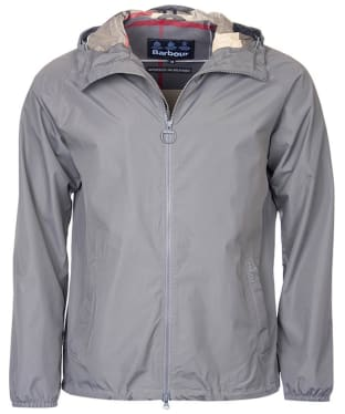 Men's Barbour Langley Waterproof Jacket - Grey