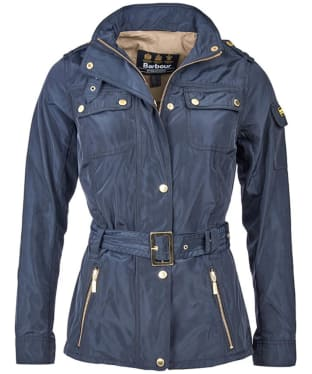 Women's Barbour International Swingarm Casual Jacket