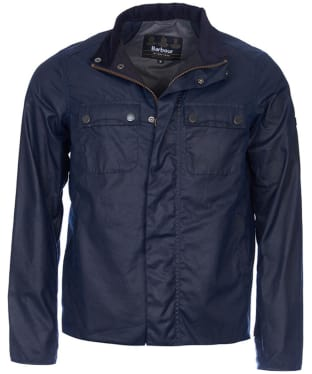 Men's Barbour International Lock Wax Jacket