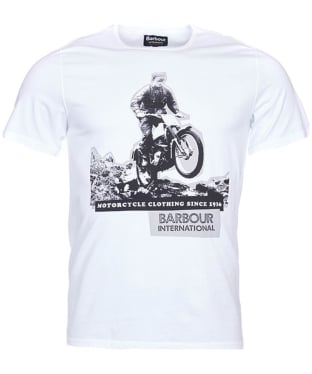 Men's Barbour International Hill Climb Tee