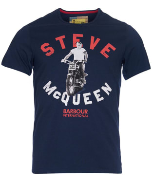 Men's Barbour Steve McQueen Leap Tee