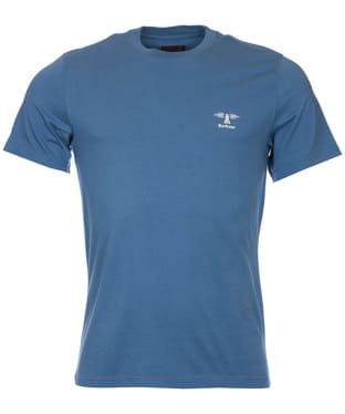 Men's Barbour Standards Tee - Chambray Blue
