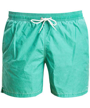 Men's Barbour Victor Swim Shorts - Green