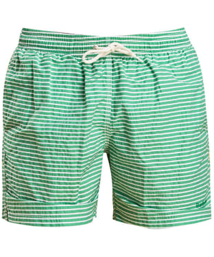 Men's Barbour Milton Swim Short - Green
