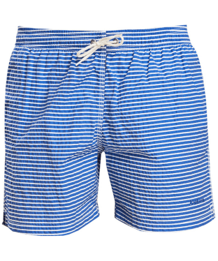 Men's Barbour Milton Swim Short - Blue