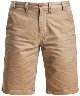 Men's Barbour City Neuston Shorts - Stone